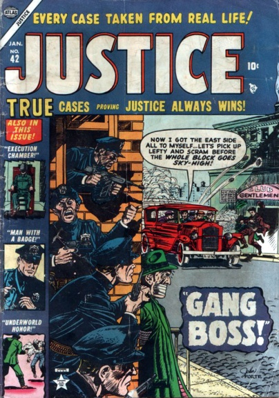 Justice 42 Cover Image