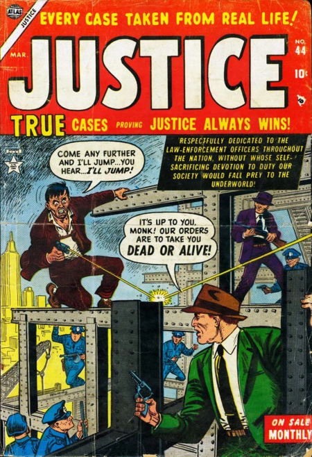 Justice 44 Cover Image