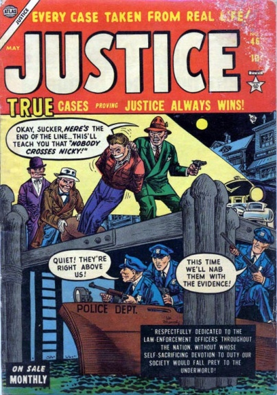 Justice 46 Cover Image
