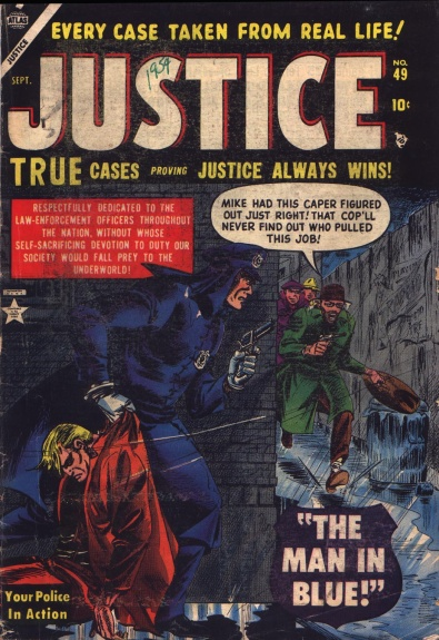 Justice 49 Cover Image