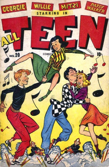 All Teen 20 Cover Image