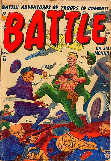 Battle 15 Cover Image
