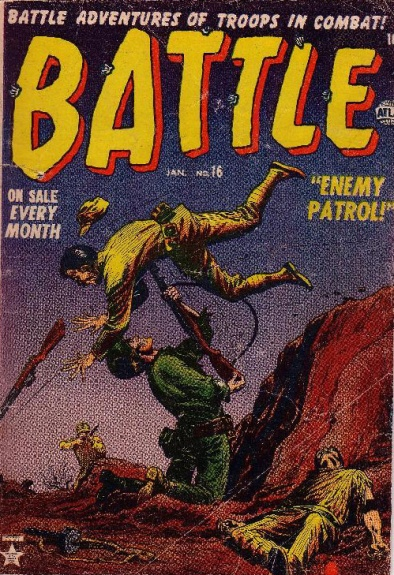 Battle 16 Cover Image