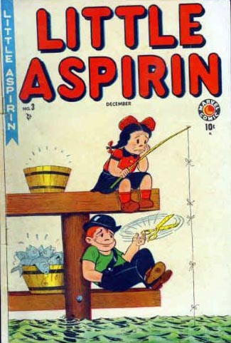 Little Aspirin 3 Cover Image