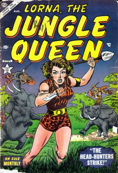 Lorna, the Jungle Queen 2 Cover Image