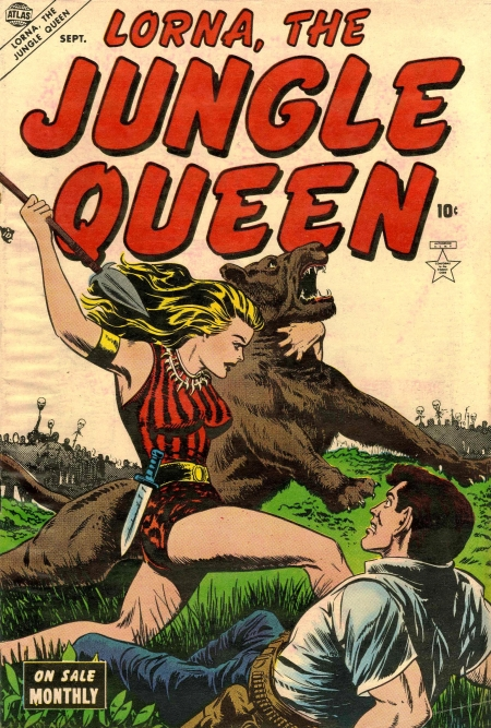 Lorna, the Jungle Queen 3 Cover Image
