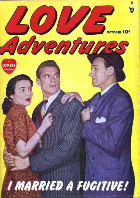 Love Adventures 1 Cover Image