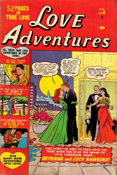Love Adventures 6 Cover Image