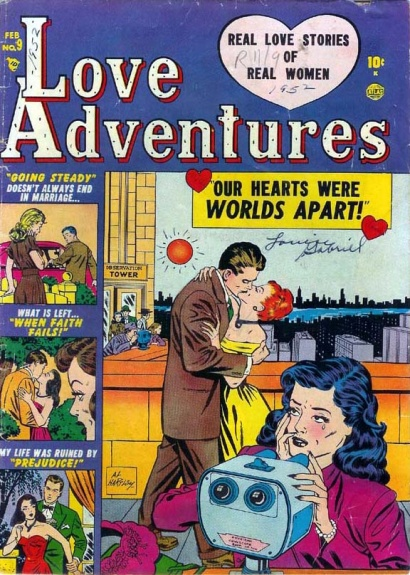 Love Adventures 9 Cover Image
