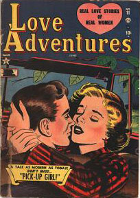Love Adventures 11 Cover Image
