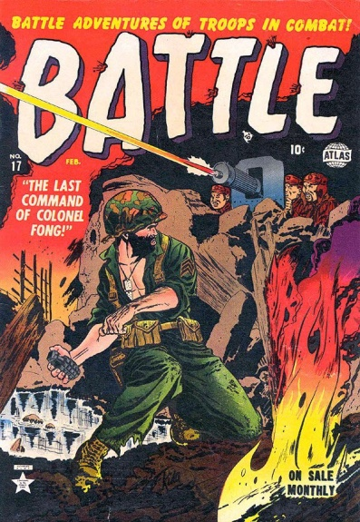 Battle 17 Cover Image