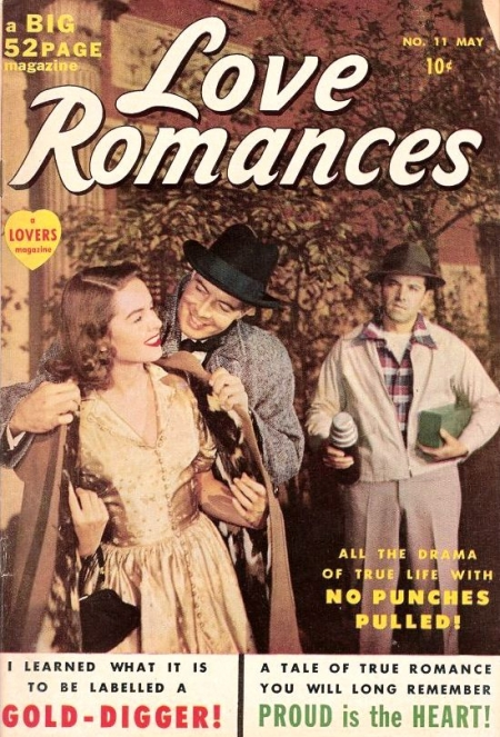 Love Romances 11 Cover Image
