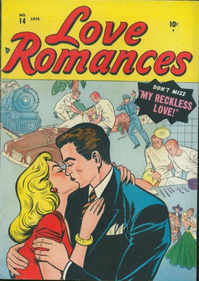 Love Romances 14 Cover Image