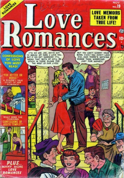 Love Romances 19 Cover Image