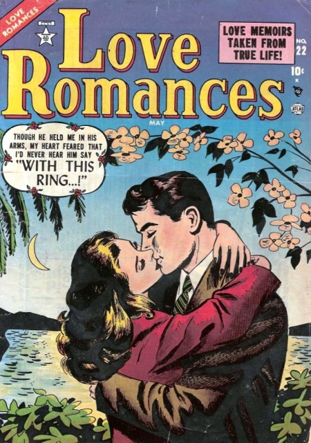 Love Romances 22 Cover Image