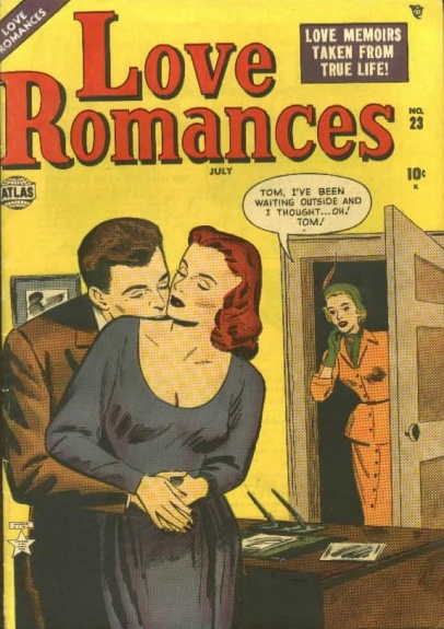 Love Romances 23 Cover Image