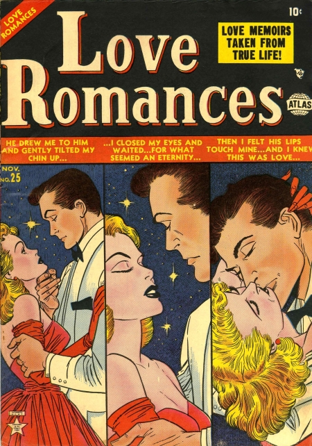 Love Romances 25 Cover Image