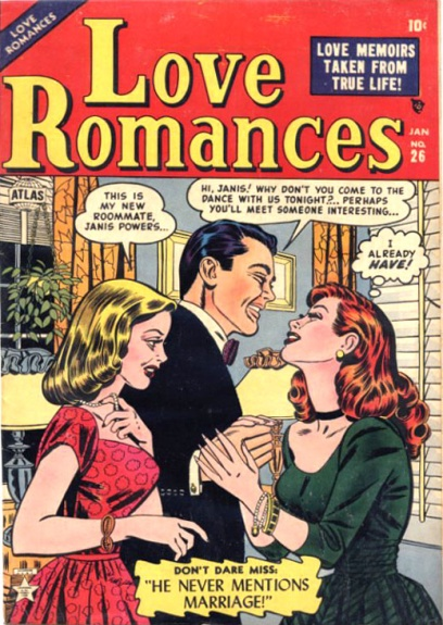 Love Romances 26 Cover Image