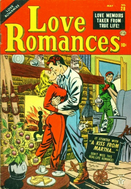Love Romances 28 Cover Image
