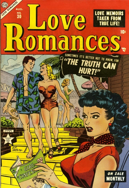 Love Romances 30 Cover Image