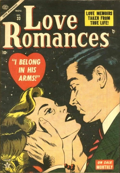 Love Romances 33 Cover Image