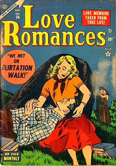 Love Romances 34 Cover Image