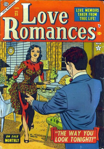 Love Romances 35 Cover Image