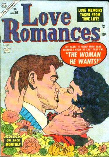 Love Romances 36 Cover Image