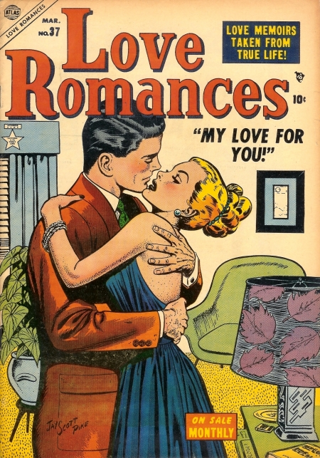 Love Romances 37 Cover Image