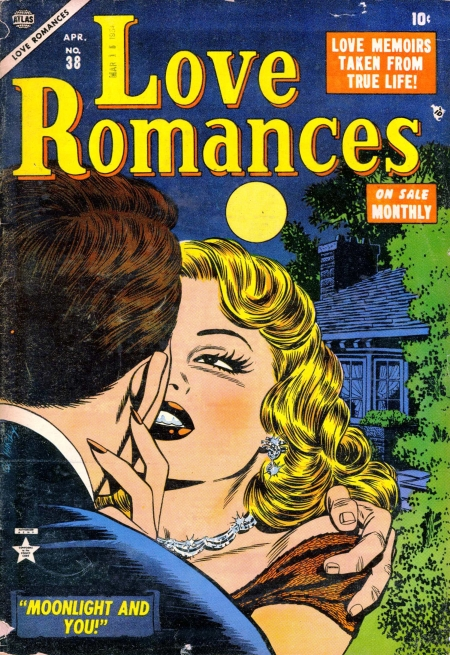 Love Romances 38 Cover Image
