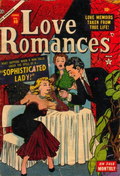 Love Romances 40 Cover Image