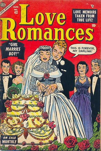 Love Romances 42 Cover Image