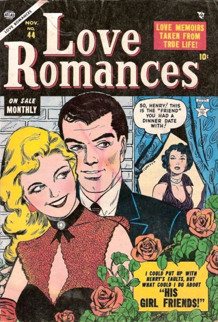 Love Romances 44 Cover Image