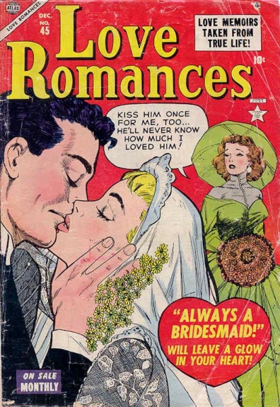 Love Romances 45 Cover Image