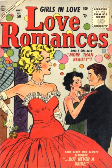 Love Romances 50 Cover Image