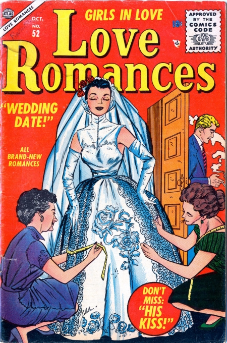 Love Romances 52 Cover Image