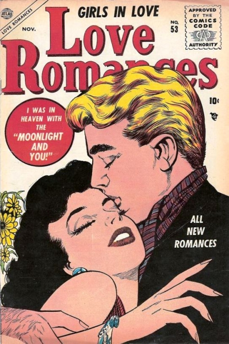 Love Romances 53 Cover Image