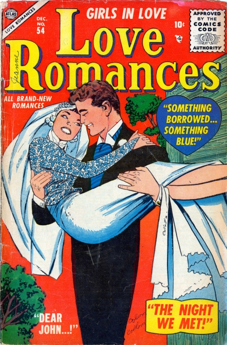 Love Romances 54 Cover Image