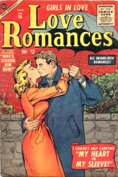 Love Romances 56 Cover Image