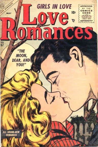 Love Romances 57 Cover Image