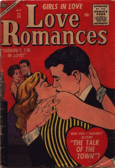 Love Romances 59 Cover Image