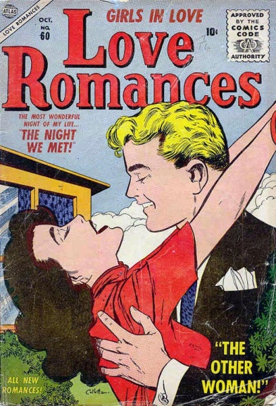 Love Romances 60 Cover Image