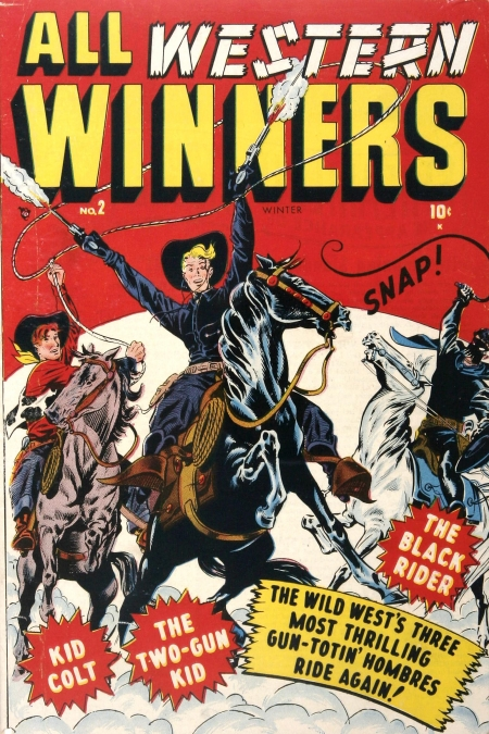 All Western Winners 2 Cover Image