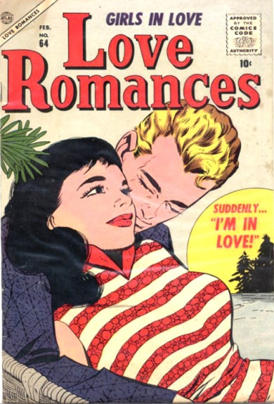 Love Romances 64 Cover Image