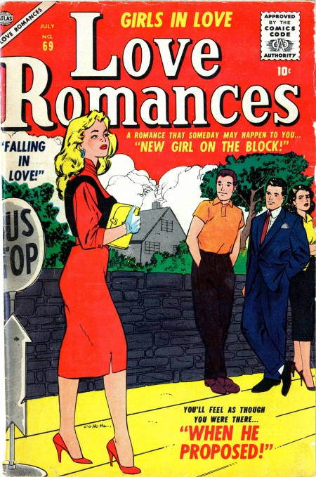Love Romances 69 Cover Image