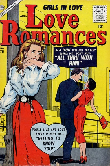 Love Romances 70 Cover Image