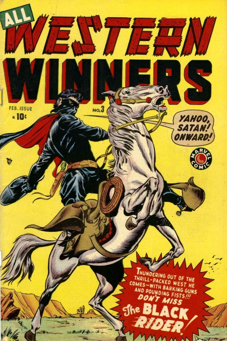 All Western Winners 3 Cover Image