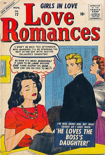 Love Romances 72 Cover Image