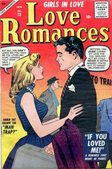 Love Romances 73 Cover Image