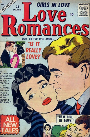 Love Romances 74 Cover Image